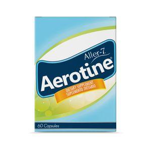 Aerotine 60 Capsulas