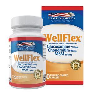 WellFlex  120 Capsulas