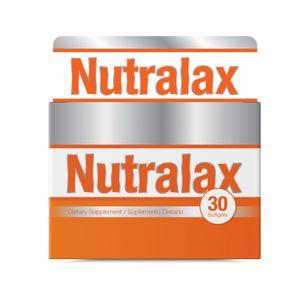 Nutralax 30 Softgels