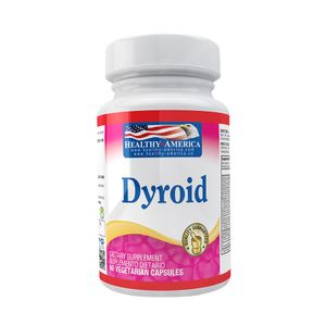 Dyroid Support Formula 60 Capsules
