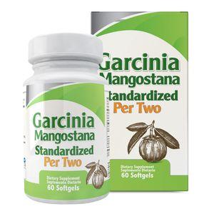 Garcinia Extract 2000mg (60% HCA) 60 Softgels