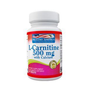 L-Carnitine 500mg 60 Capsulas
