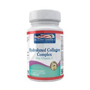 Colageno Hidrolizado 1500mg Plus Vit C 60 Capsulas