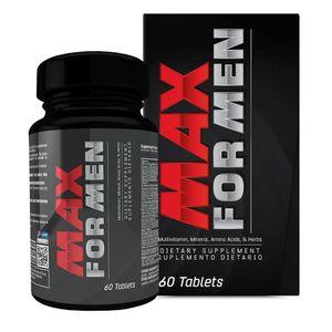 Max Power For Men 60 Capsulas